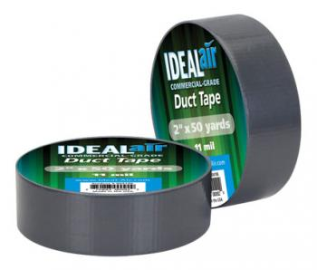 Ideal-Air Silver Duct Tape