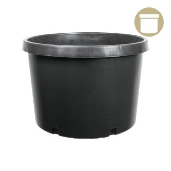 10 Gal. Squat Injection Molded Pot