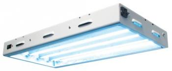 SUN BLAZE™ T5 - 24 FLUORESCENT LIGHTING FIXTURE 2' - 4 LAMP (23.