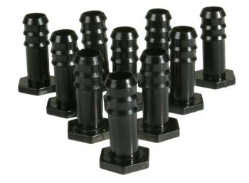 "1/2"" Stopper, pack of 10"