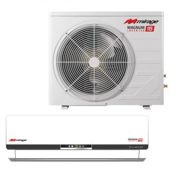 Mirage 15 SEER 12,000 BTU Air Conditioner