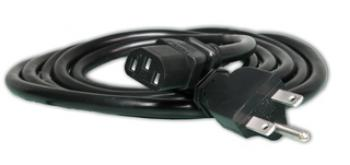 8' Ballast Power Cord 14/3 240V