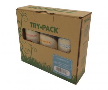 Try-Pack Hydro, pack of 3 - 250 ml
