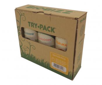 Try-Pack Indoor, pack of 3 - 250 ml