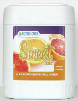 Sweet Carbo Citrus - 5 gal