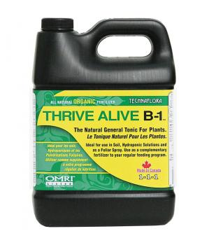 THRIVE ALIVE B-1 Green 250 ml. (Case-12)
