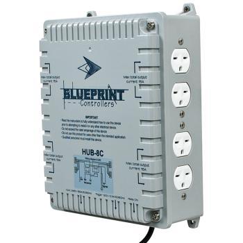 Blueprint controllers hid hub 8 site hub 8c no usps b bhh628 blueprint controllers hid hub 8 site hub 8c no usps malvernweather Gallery