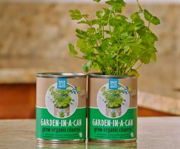 Back to the Roots     Garden in a Can, Cilantro