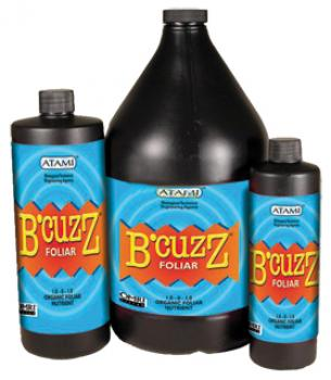 B'cuzz Foliar (1-0-0) 32 oz.