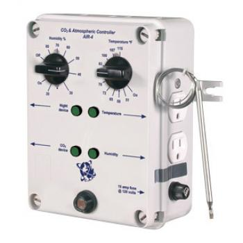 Atmosphere/CO2 Controller, Split Temp & Humidity w/photocell
