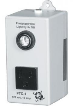 "Photocontroller, 120vac, ON during ""Night"", 10 amp @ 120vac"