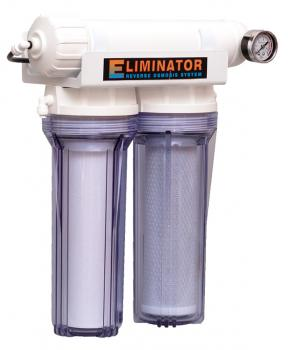 Eliminator 100 GPD RO System w/ replaceable Membrane