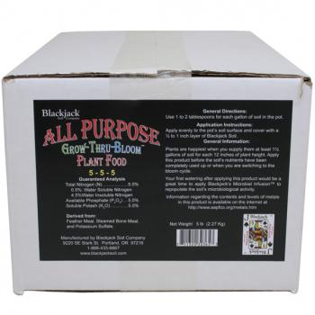 All Purpose GrowThruBloom  1/2lb
