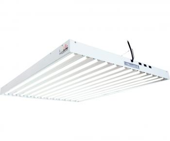 Agrobrite T5 648W 4' 12-Tube Fixture with Lamps
