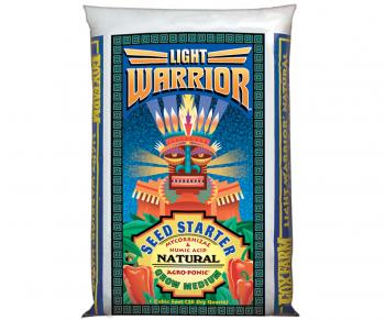 Light Warrior Soilless Mix, 1 cubic feet.
