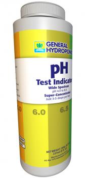 pH Test Indicator 8 oz