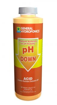 pH Down Acid 8oz, case of 12