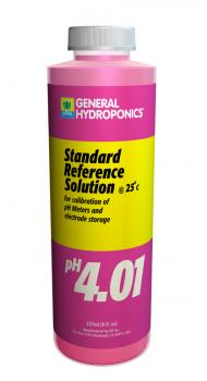 pH 4.01 Calibration Solution 8 oz