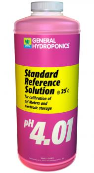 pH 4.01 Calibration Solution 1 qt