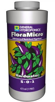 Hardwater FloraMicro, 16 oz