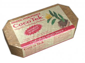 General Hydroponics CocoTek Mixed Bricks, case of 24