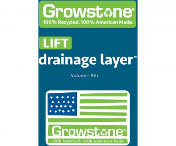Growstone LIFT Drainage Layer, 9 L (Special Order)