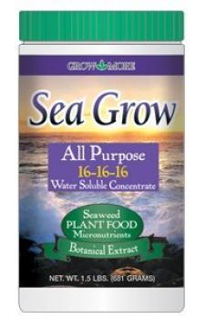 Grow More Sea Grow All Purpose, 1.5 lbs