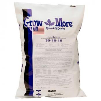 Grow More Water Soluble 30-10-10 25lb
