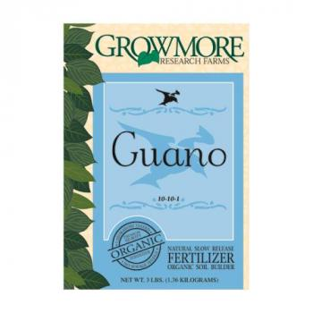 Grow More Seabird Guano, 3 lb