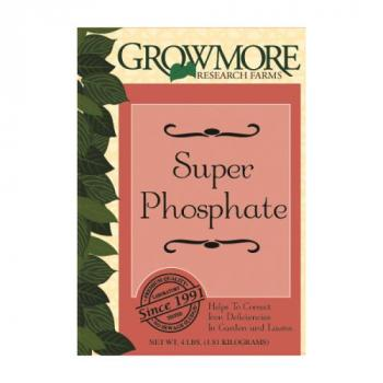 Grow More Super Phosphate, 4 lb