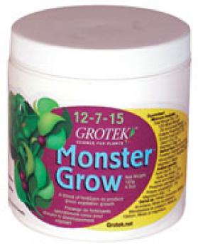 GROTEK� MONSTER GROW� 12-7-15 - 500G (6/CASE)