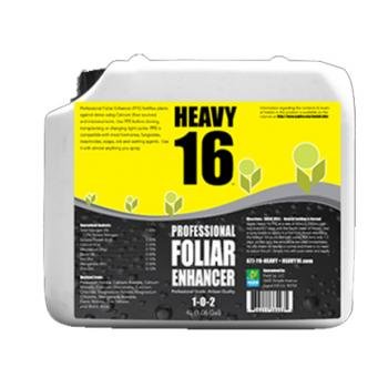 Heavy 16 Foliar 4 Liter Spray (Case - 4)