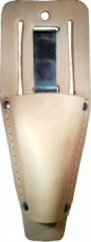 Zenport 417X Leather Pruner Sheath w/ Belt Loop & Metal Clip