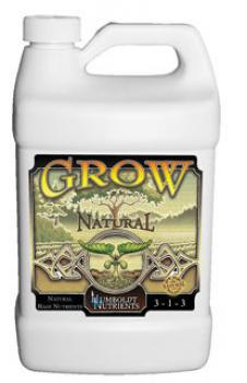 Grow Natural 2.5 gal.