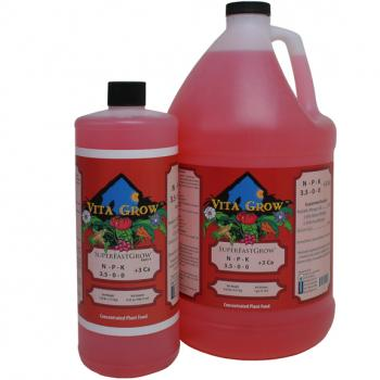 VITA GROW LIQUID 'SUPER FAST GROW' QUART