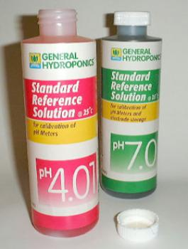 pH 4.01 CAL SOLUTION QUART QUART (12/CASE)