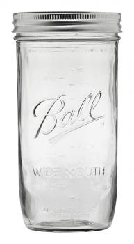Ball Jar, 24 oz, pack of 9