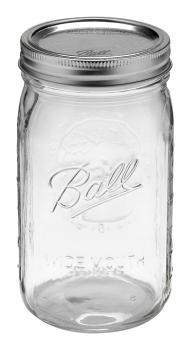 Ball Jar, 32 oz, pack of 12