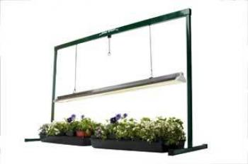 Jump Start Grow Light System - 4 Ft. (Stand, Fixture & Tube)