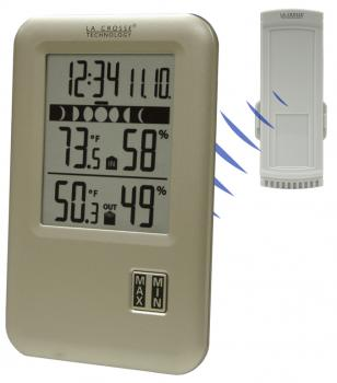 Wireless Weather Station w/Moon Phase