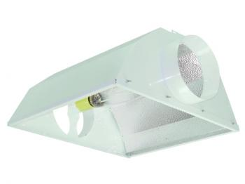 LUMENAIR 8  REFLECTOR, SOCKET, GLASS AND 15'  LAMP CORD INCLUDED