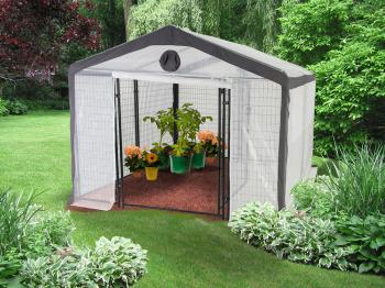 Saturday Solution     10' x 10' Safe Grow Greenhouse (Special Order)