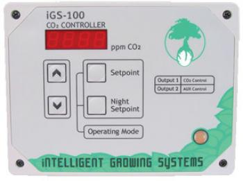 CO2 Auxiliary Smart Controller (Special Order)