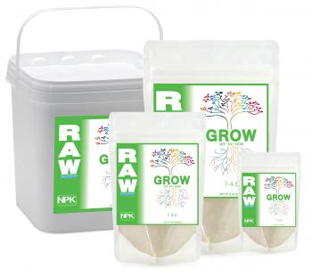 RAW GROW, 8 oz