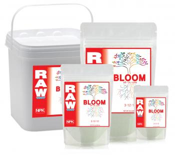 RAW BLOOM, 8 oz