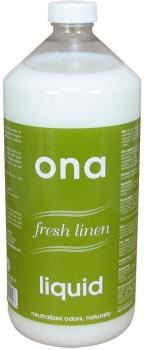 Ona Liquid Fresh Linen, 1 qt