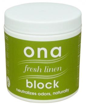 Ona Block Fresh Linen, 6 oz