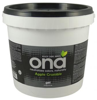 Ona Apple Crumble Gel, 4L Pail