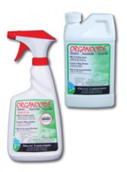 ORGANOCIDE� ORGANIC INSECTACIDE OMRI LISTED - 24 OZ - RTU (12/CASE)AS