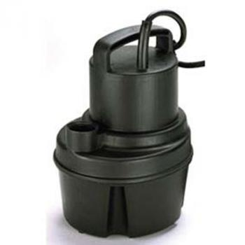 Low Profile Sump Pump 300 GPH